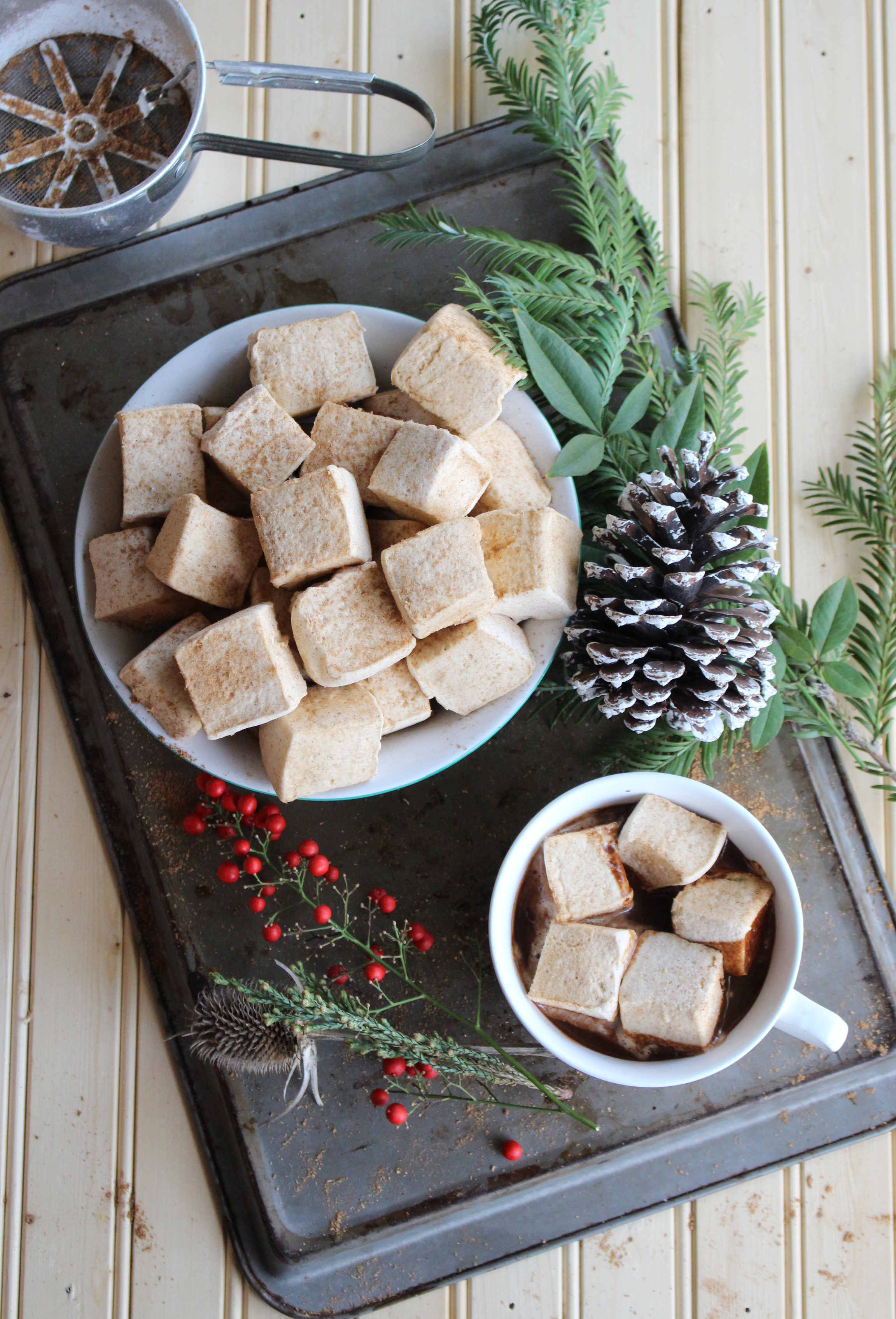aaa-gingerbread marshmallows