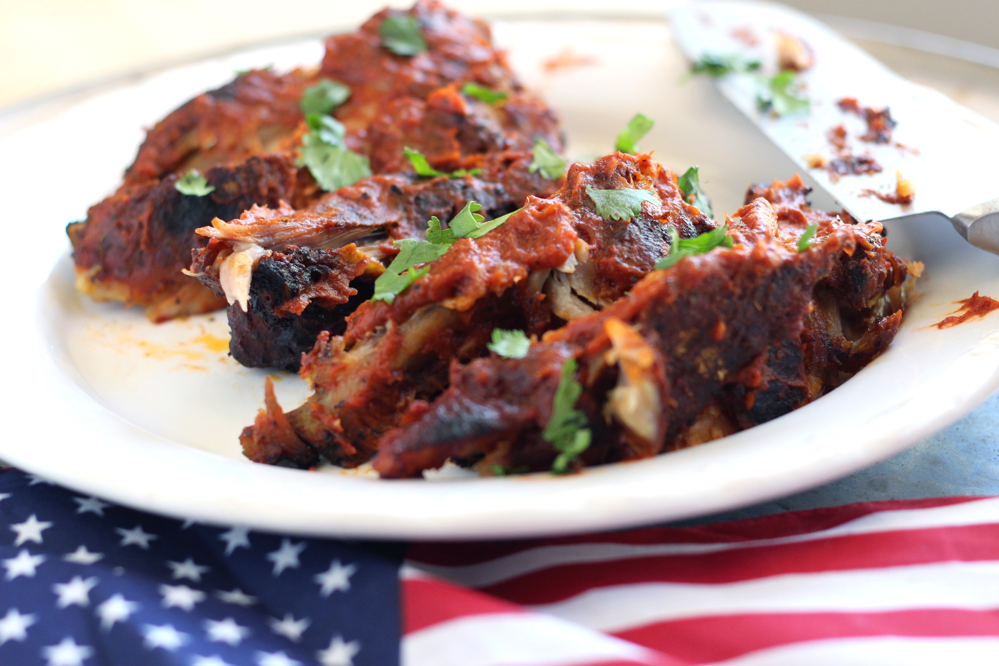 Whole30 Firecracker BBQ Ribs