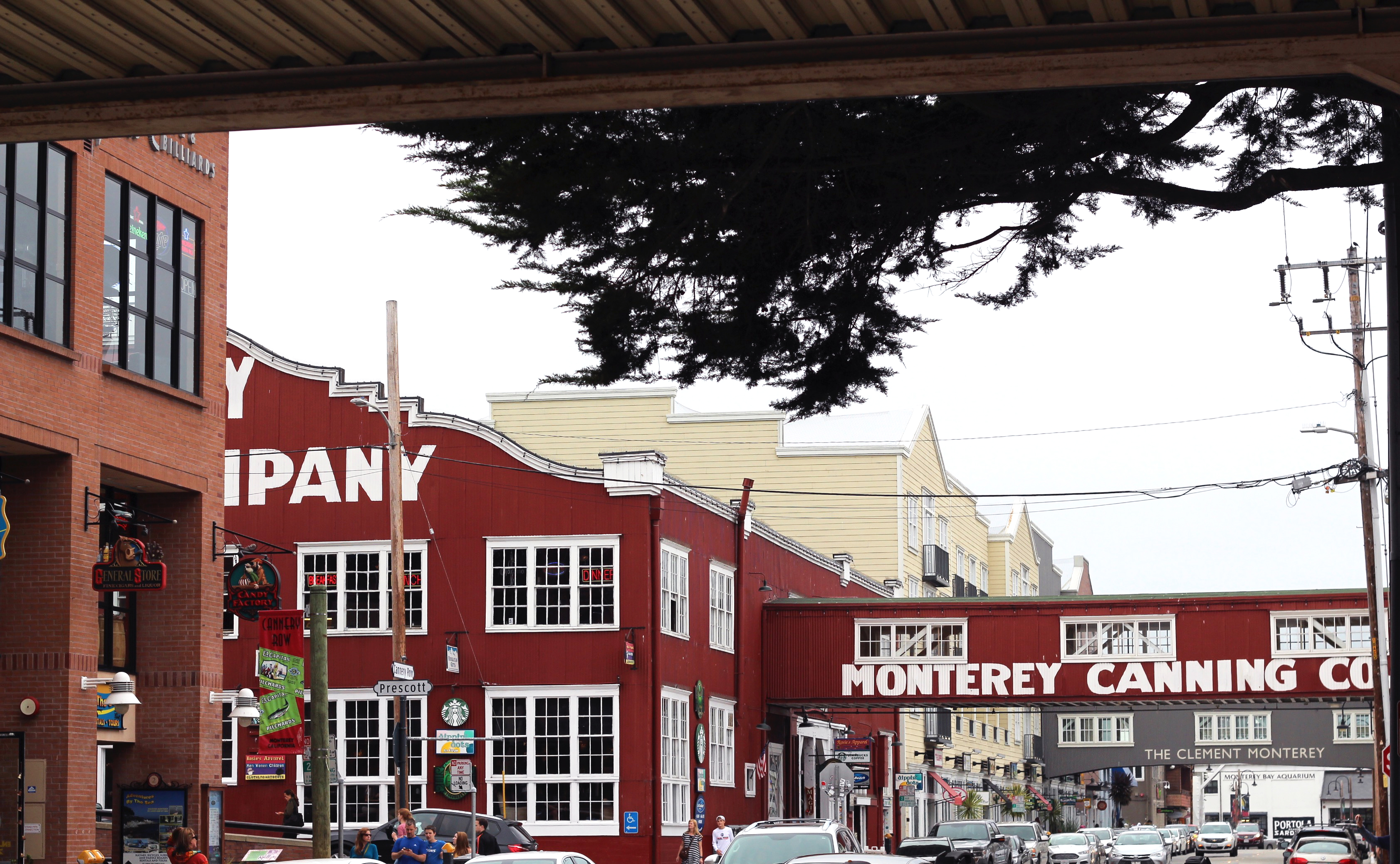 California strawberries get real in Ca recap cannery row