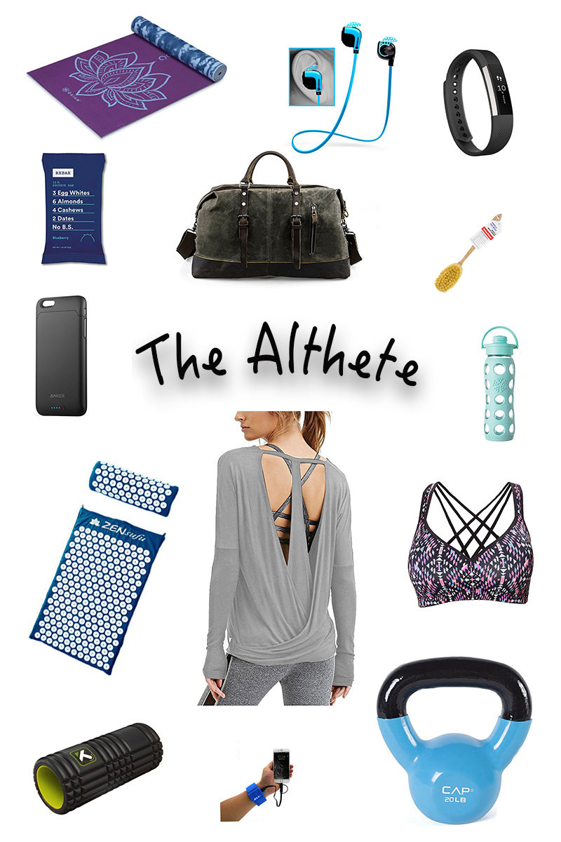 2016 Healthy living holiday gift guide the athlete
