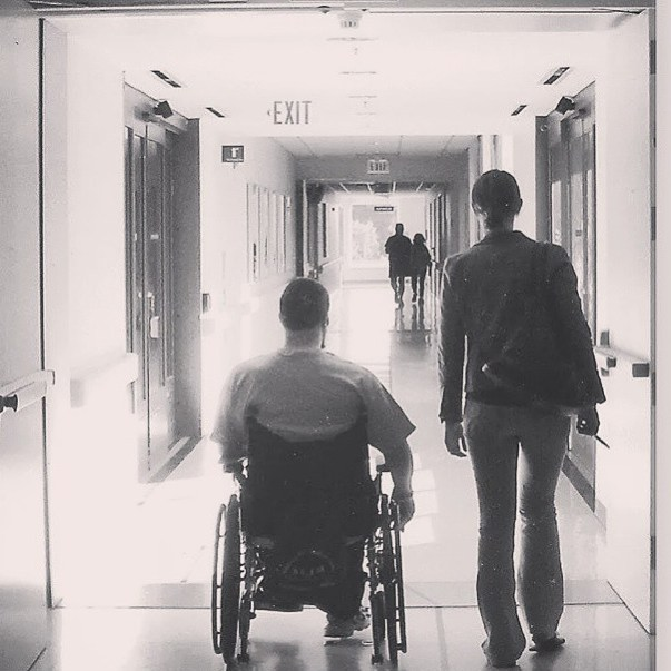 matt brain surgery and stoke- leaving kaiser in wheelchair